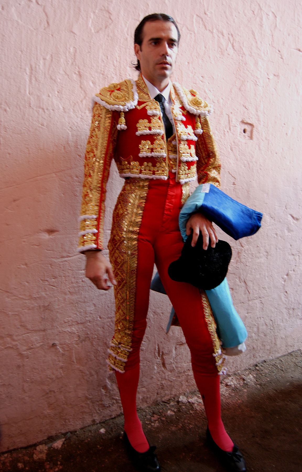 Spanish bullfighter Jose Uceda Leal, <b>Will Amoxicillin Interact With Prevacid</b>, photo c. Jorge Vera 2008
